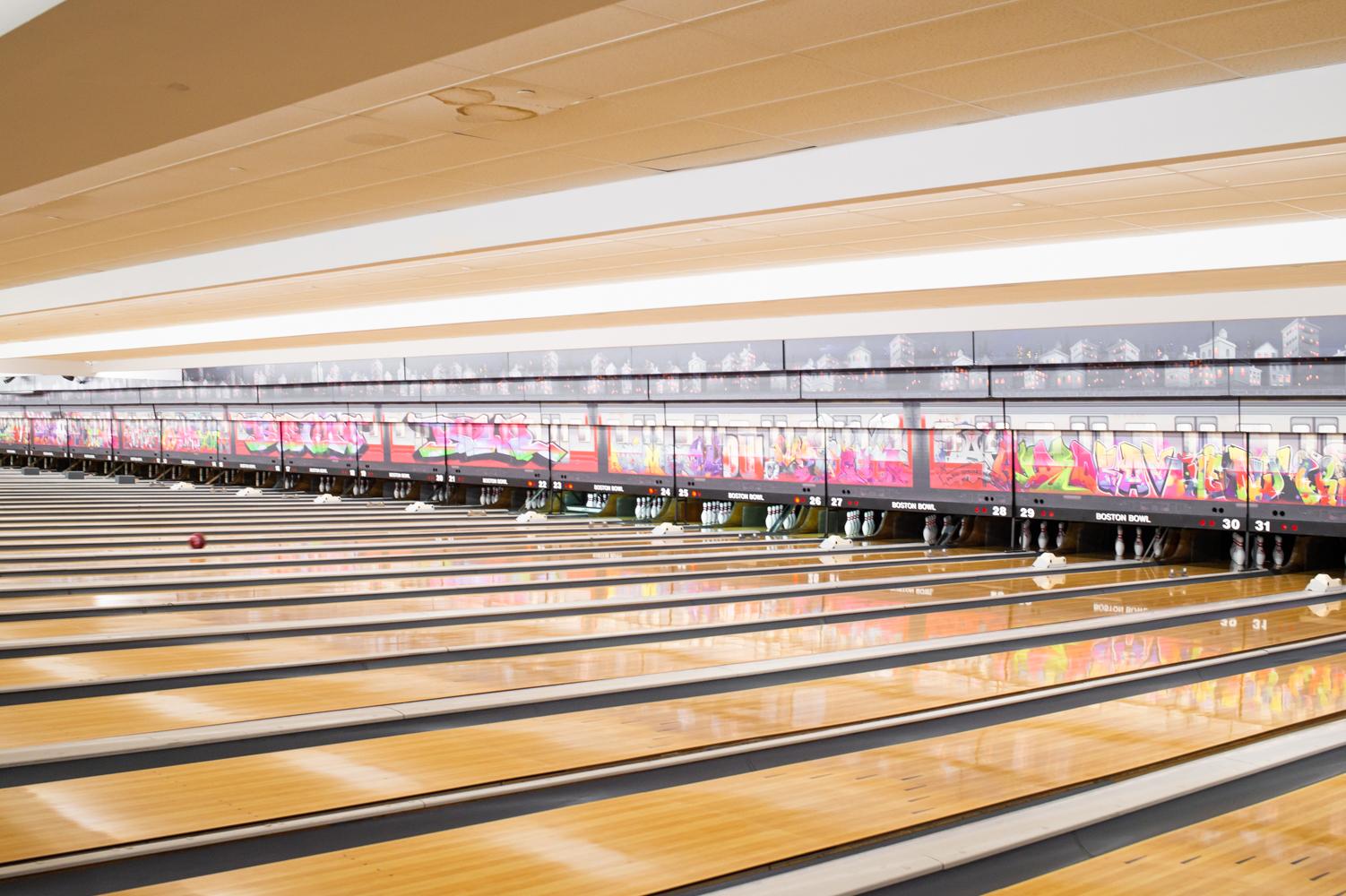 Bowling Downtown Boston - Bowling Leagues - Boston Team